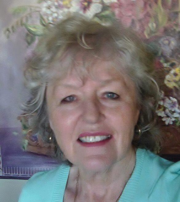 Marjorie Harris Clark Acrylic Painting Club